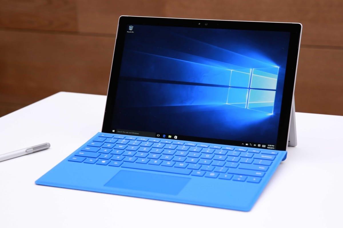 Windows 10 Microsoft 3