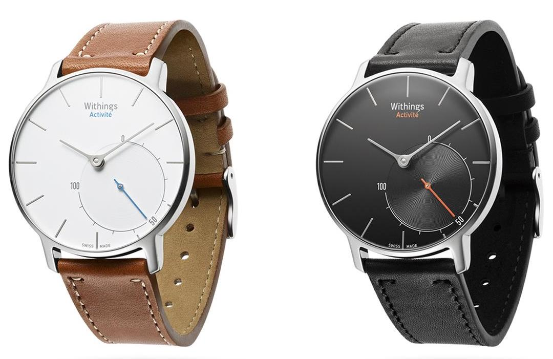 Withings Nokia Watch Clock