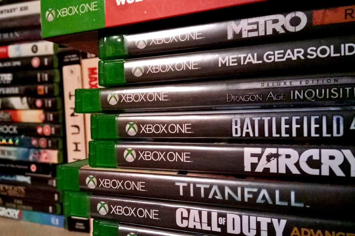 Xbox One Games 3