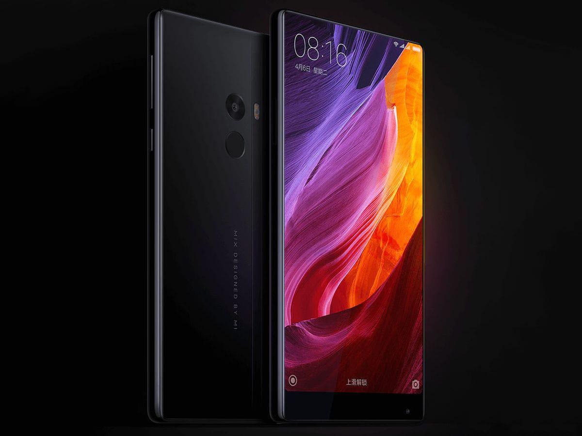 Xiaomi Mi Mix 2 Russia