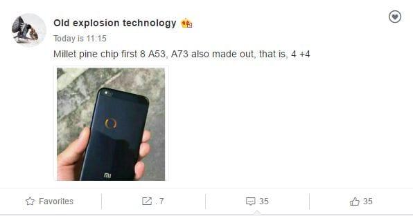 Xiaomi Mi5C 0