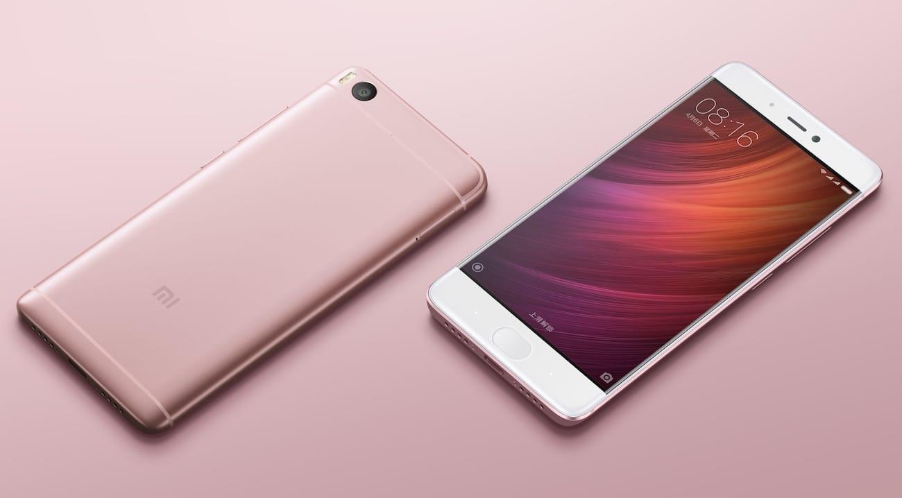Xiaomi Mi5s rose 2