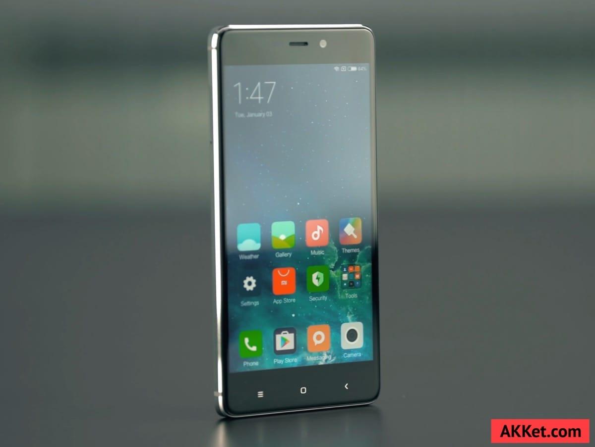 Xiaomi Redmi 4 Pro Prime Review Russia AKKet.com 1