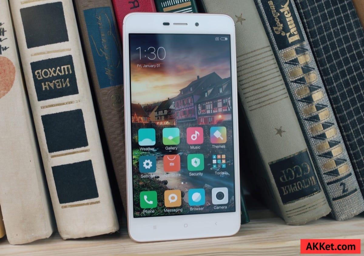 Xiaomi Redmi 4A Review Russia AKKet.com 11