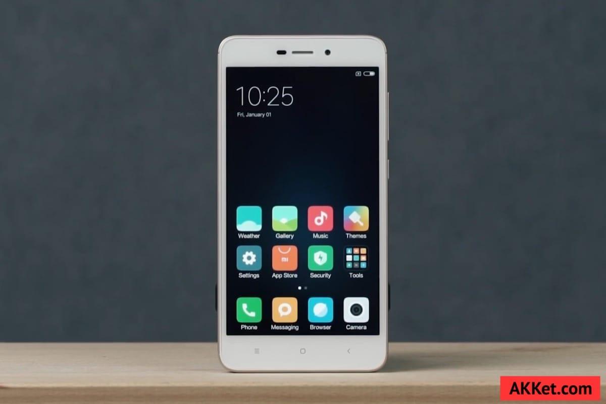 Xiaomi Redmi 4A Review Russia AKKet.com 12
