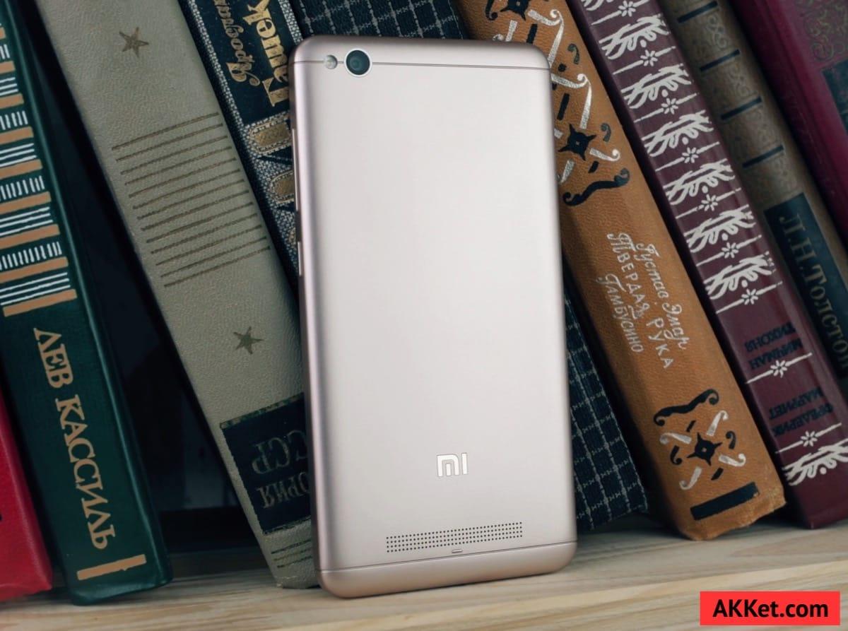 Xiaomi Redmi 4A Review Russia AKKet.com 20