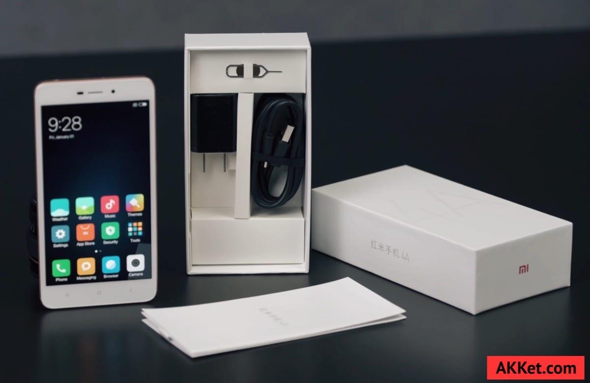 Xiaomi Redmi 4A Review Russia AKKet.com 6