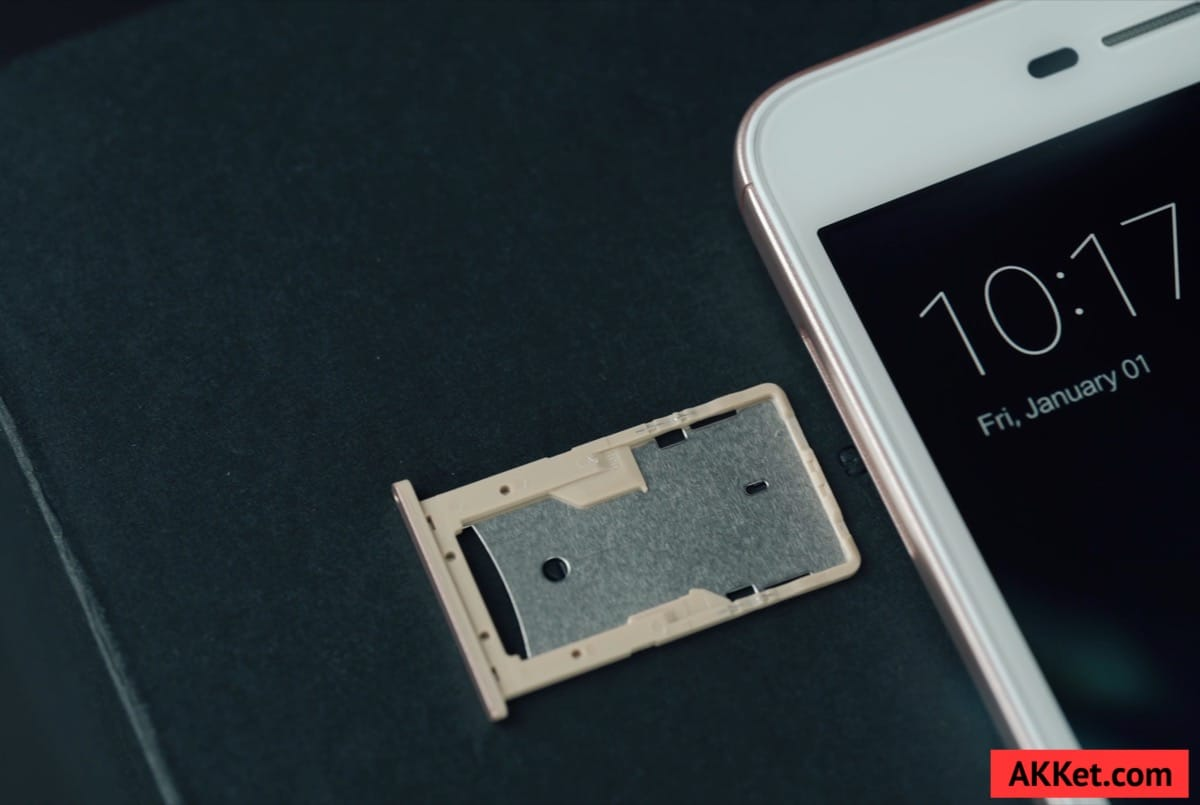 Xiaomi Redmi 4A Review Russia AKKet.com 7