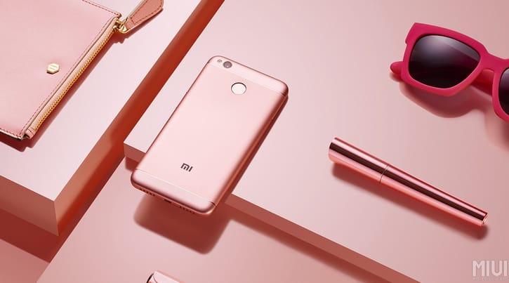 Xiaomi Redmi 4X 5