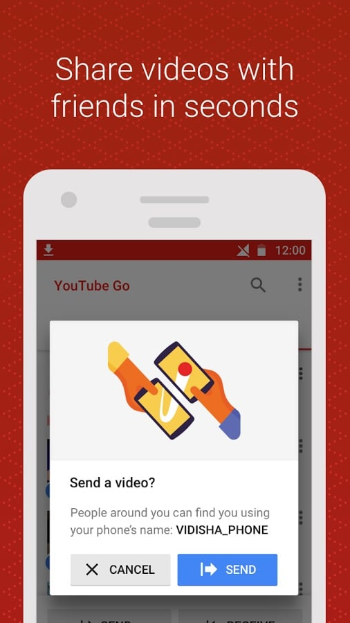 YouTube Go Download iOS Androoid 1