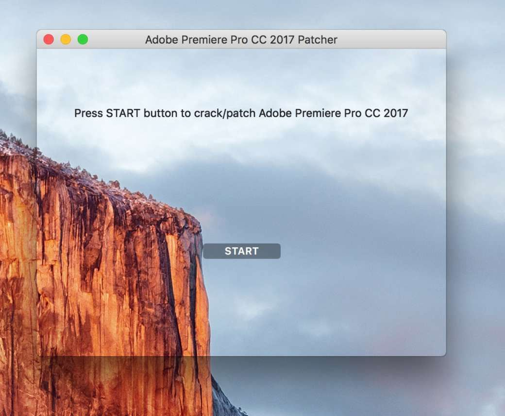 macOS Patcher  Hack 2