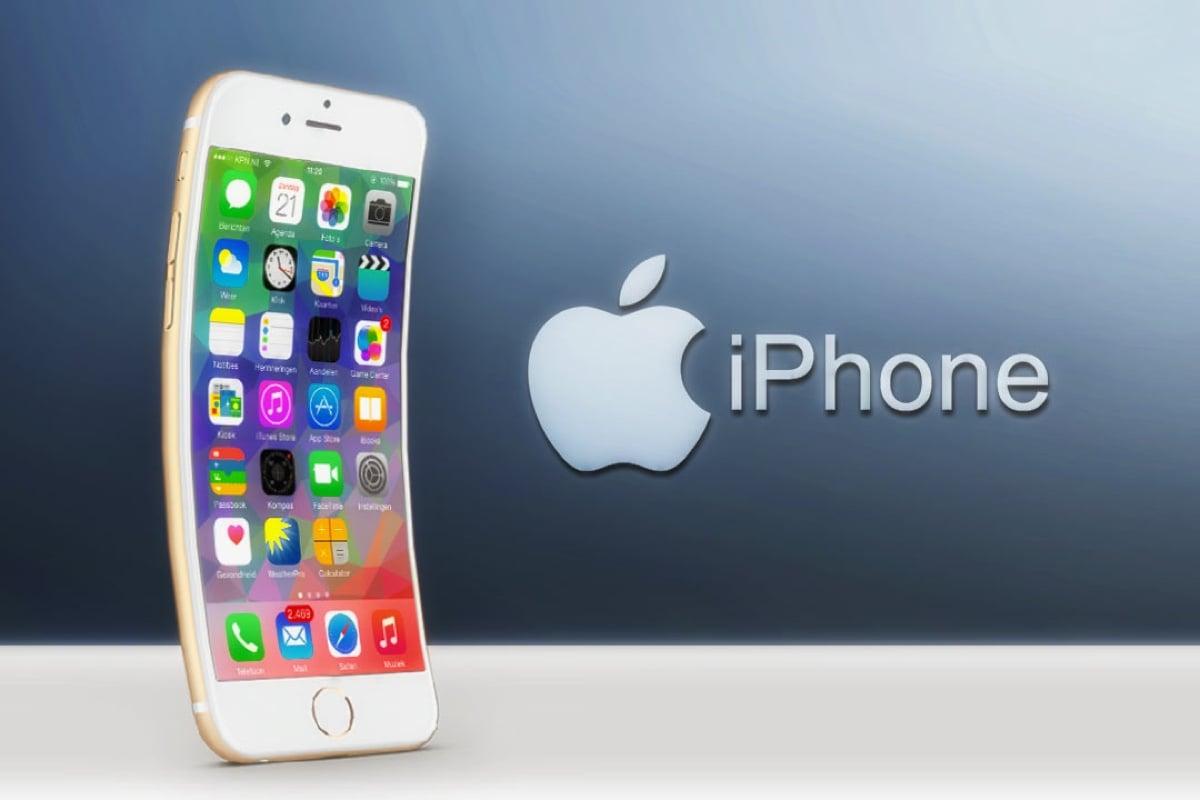 oled display Apple iPhone 8 2