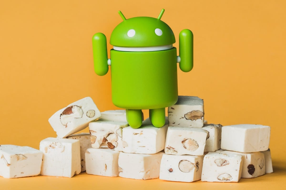 Android Nougat 7.1.2 Download 1