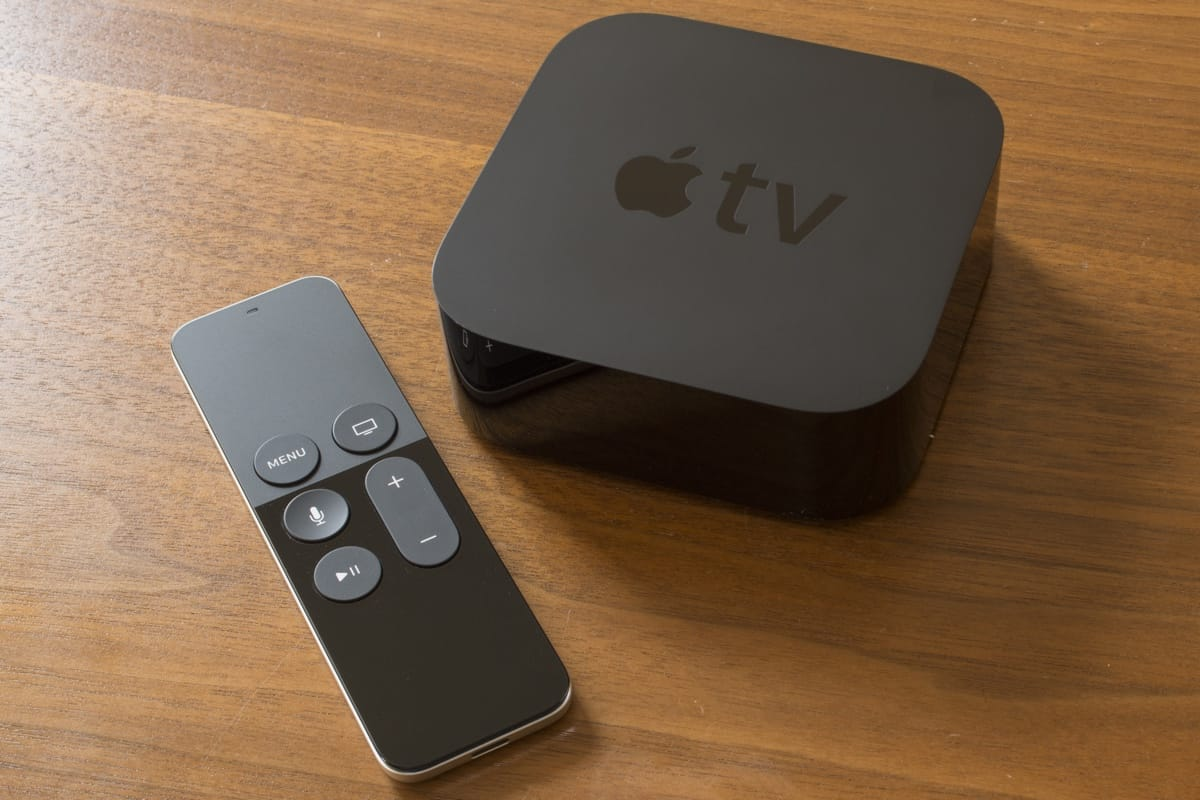 Apple TV 5 New 2017 2
