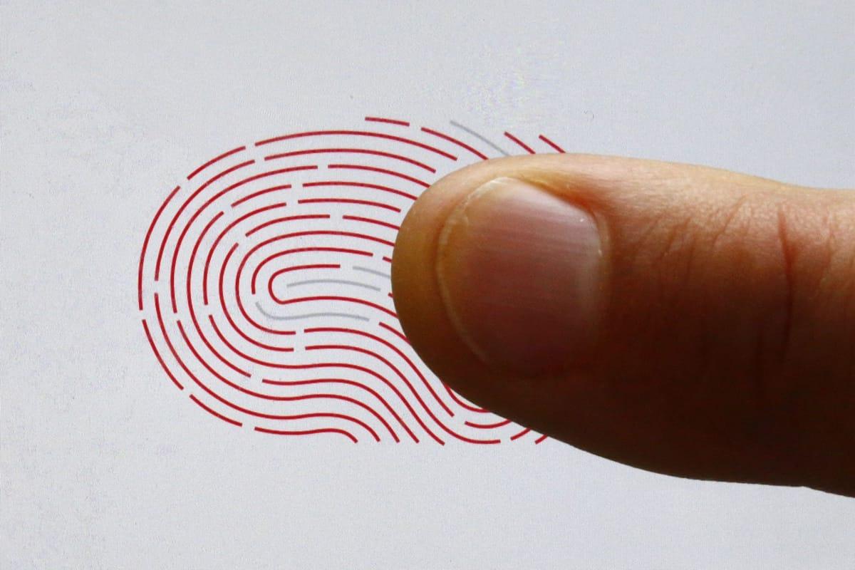 Как сделать свой отпечаток пальца в домашних условиях