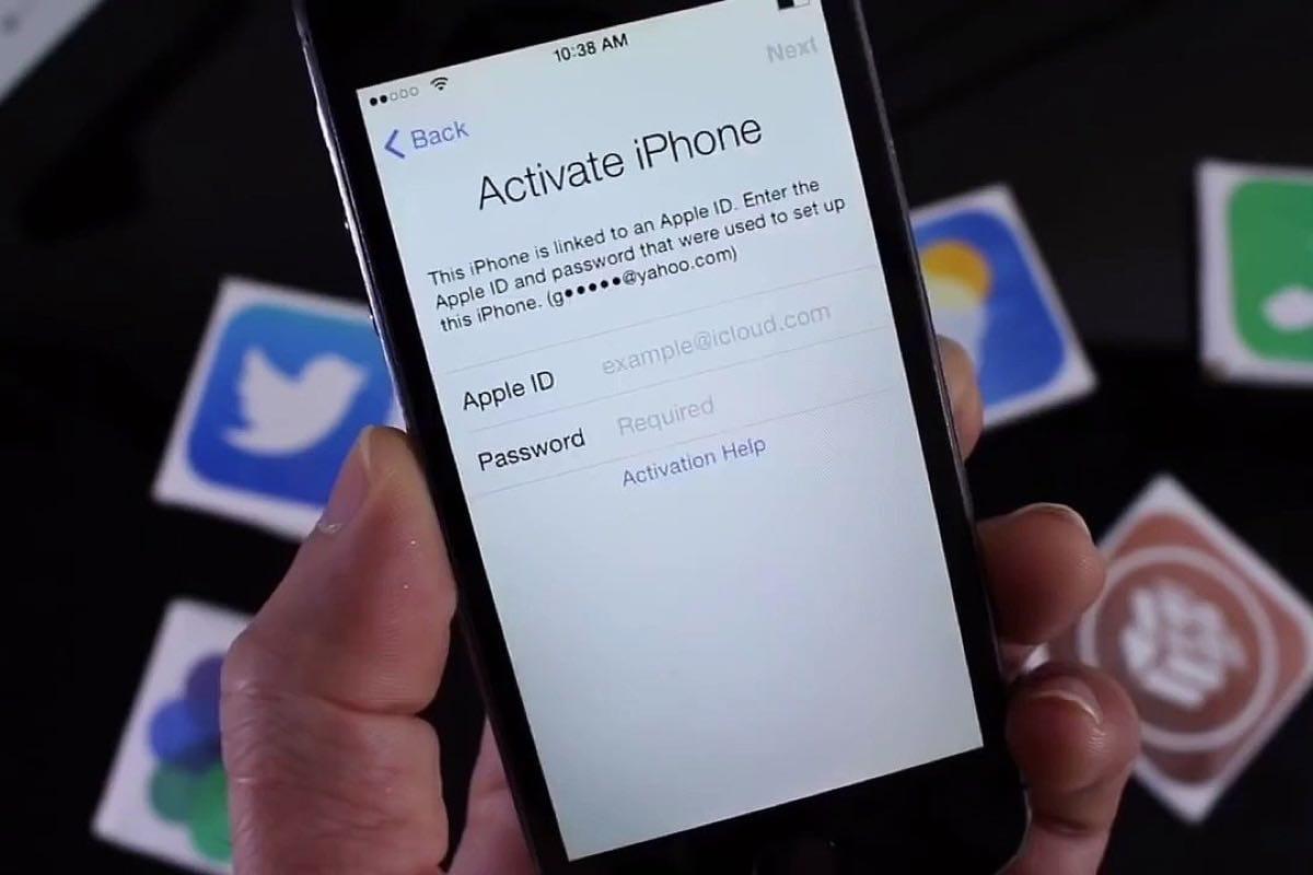Apple iCloud Activation Lock