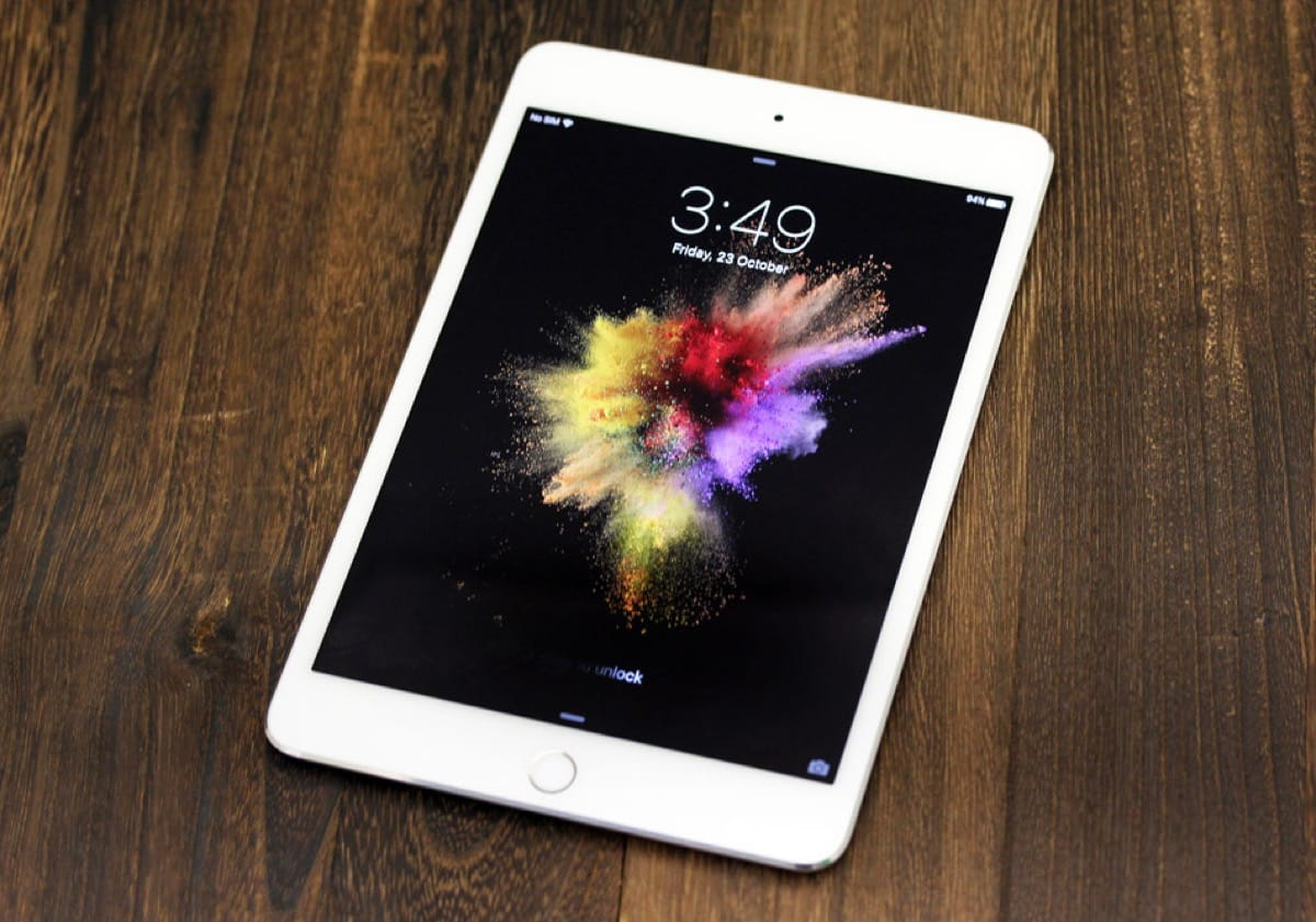 Apple iPad mini 4 (2017) 5