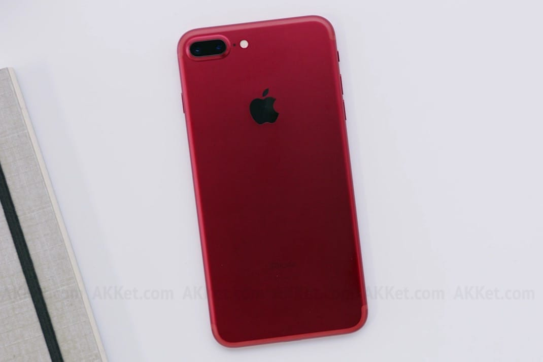 Apple iPhone 7 Plus (PRODUCT)RED Red unboxing 7