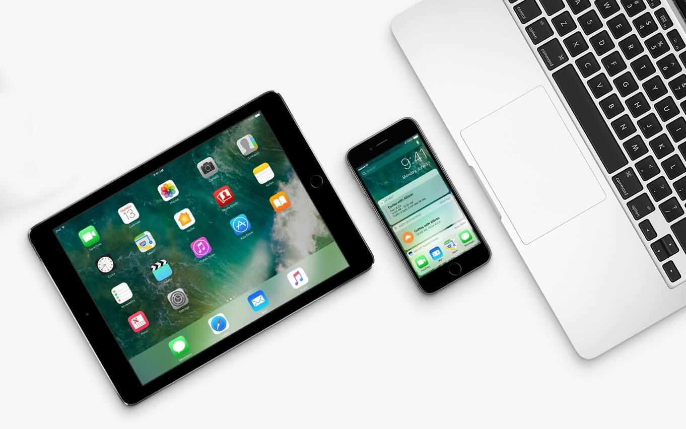 Apple iPhone iPad iOS 10.3 Final download