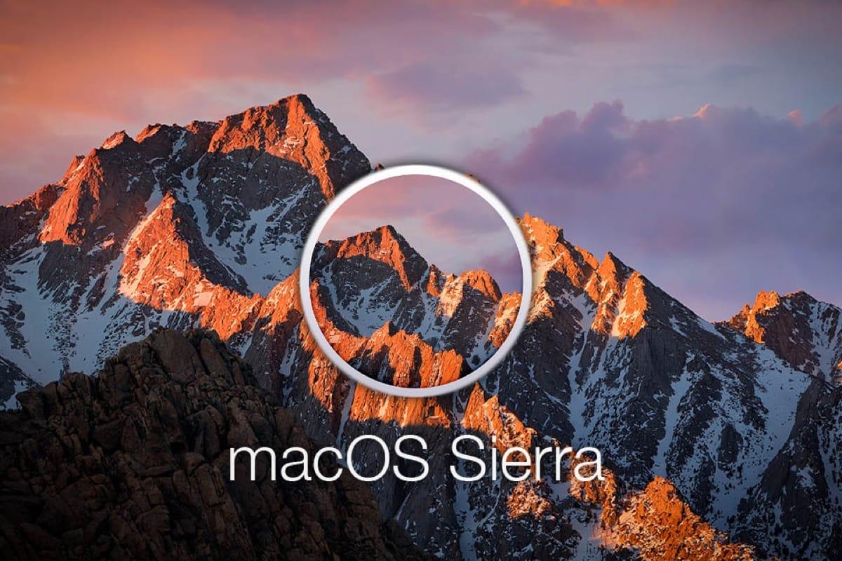 Apple macOS Sierra MacBook 12 3