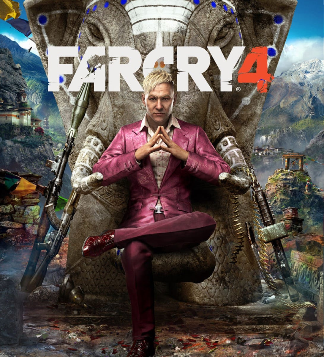 Far Cry Gold 4