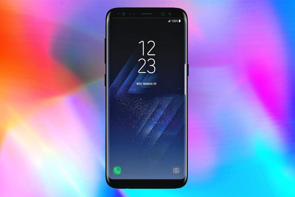 Galaxy S8 Samsung 3