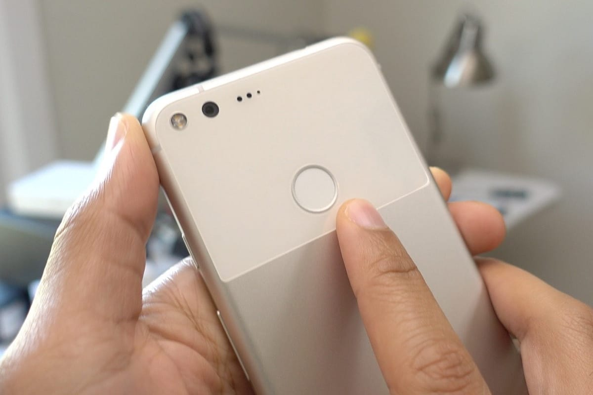 Google Pixel M Nexus 5 2