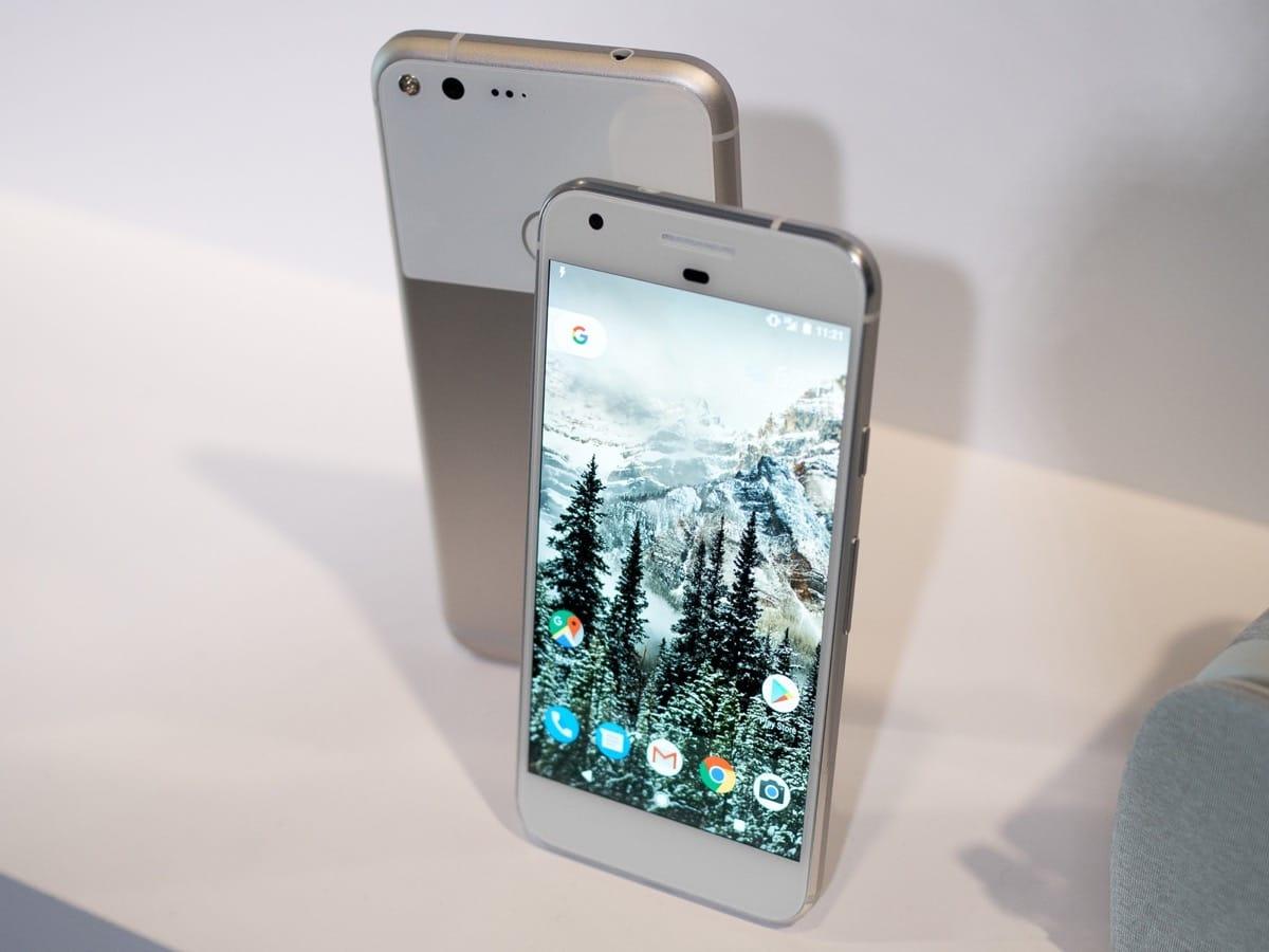 Google Pixel XL Nexus 5 2017 Android One 1