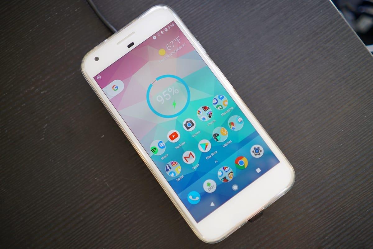Google Pixel XL Nexus 5 2017 Android One 4