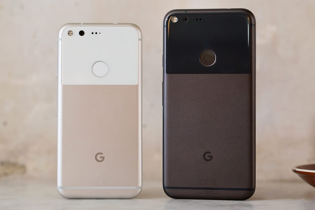 Google Pixel XL Russia 2