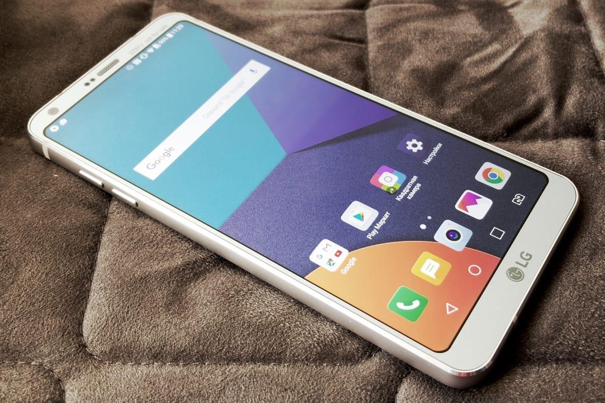 LG G6 Smartphone 3
