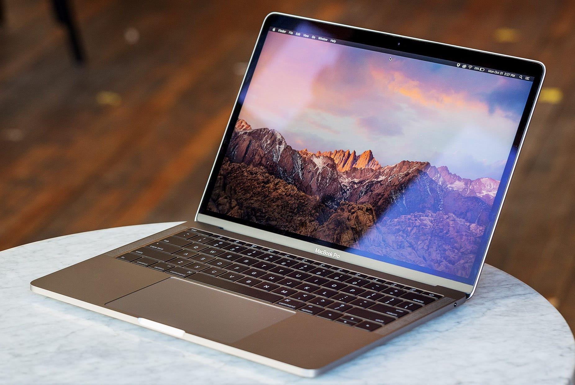 MacBook Pro 2016 5