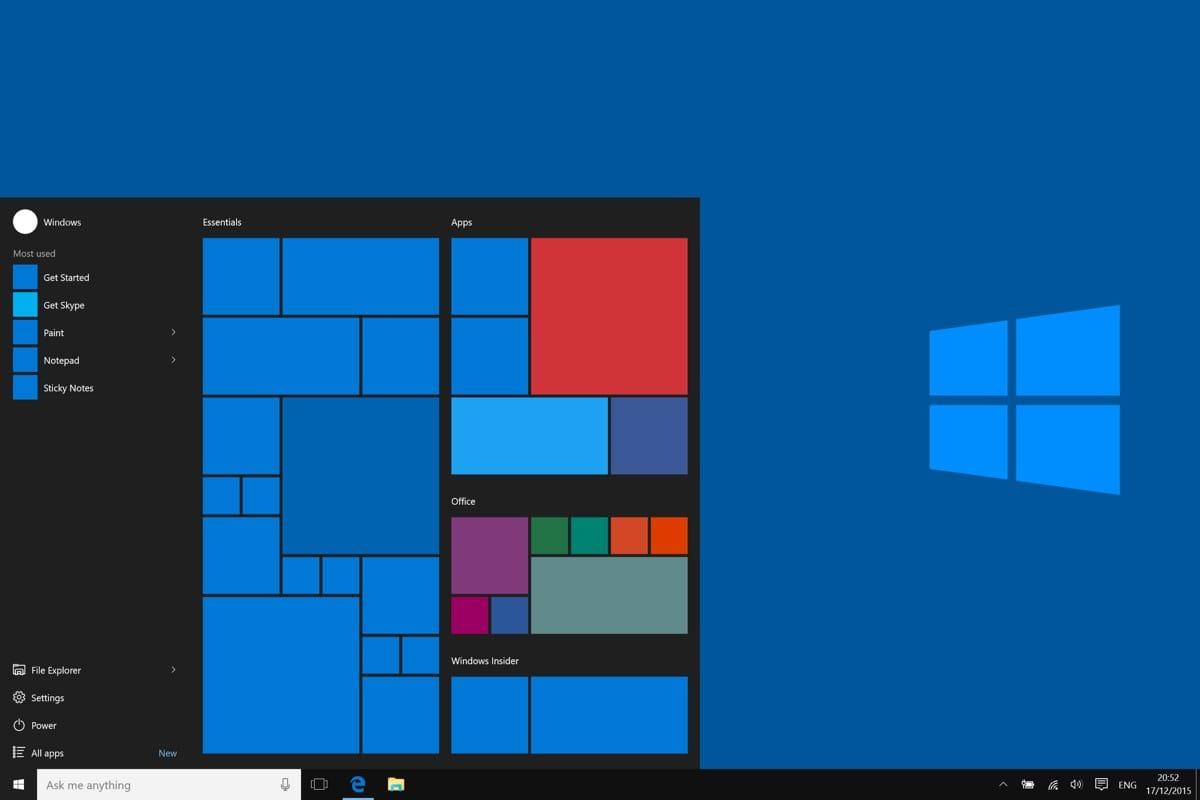 Microsoft Windows 10 3