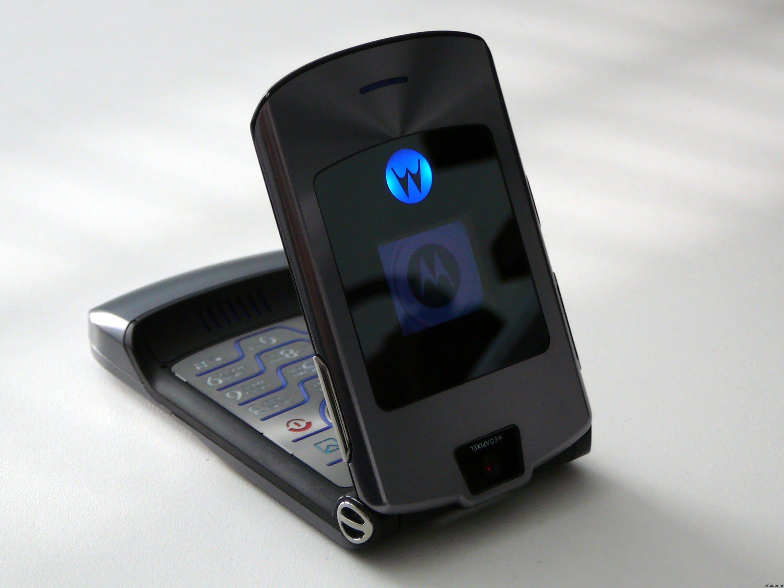 Motorola RAZR V3 44