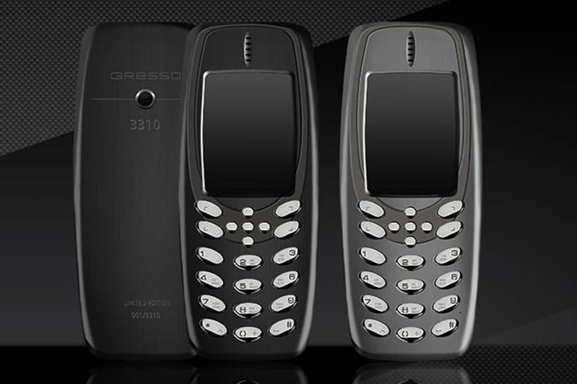 Nokia 3310 Gresso 2