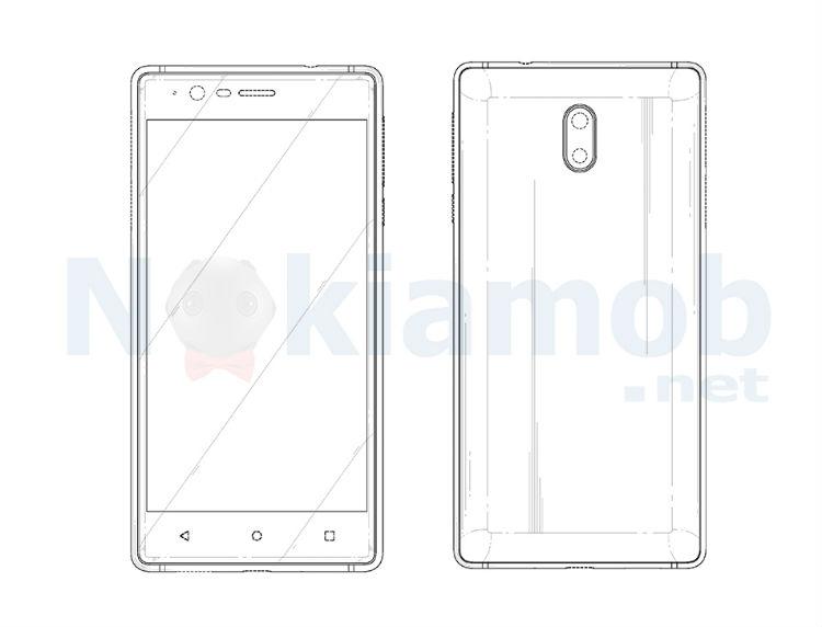 Nokia 6 Europe Patent 1