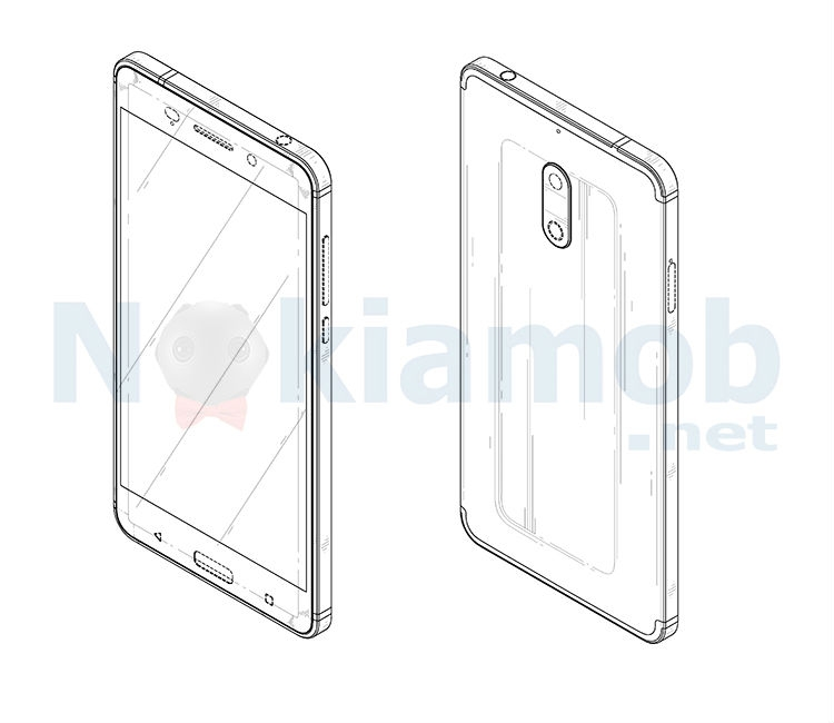 Nokia 6 Europe Patent 2