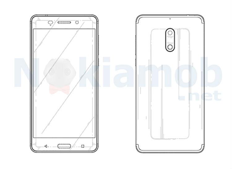 Nokia 6 Europe Patent 3