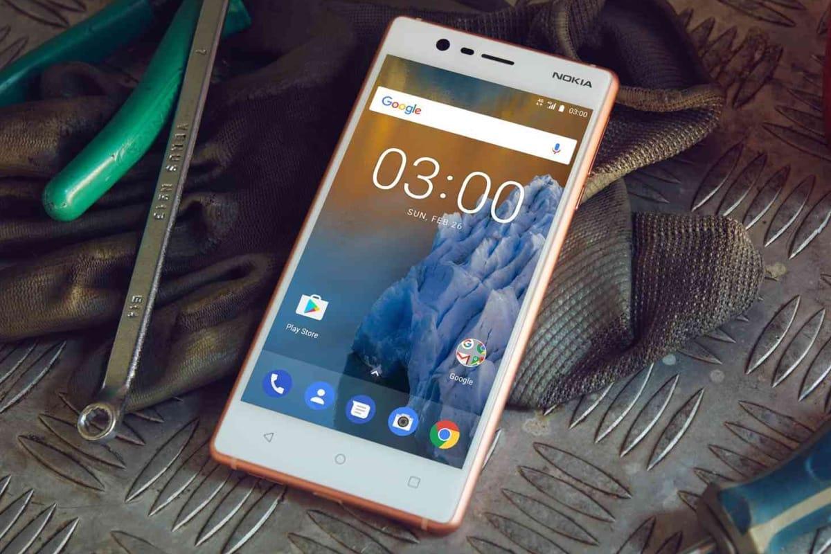 Nokia 6 arte black 1