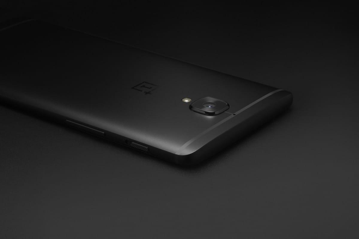 OnePlus 3T Russia Midnight Black 2