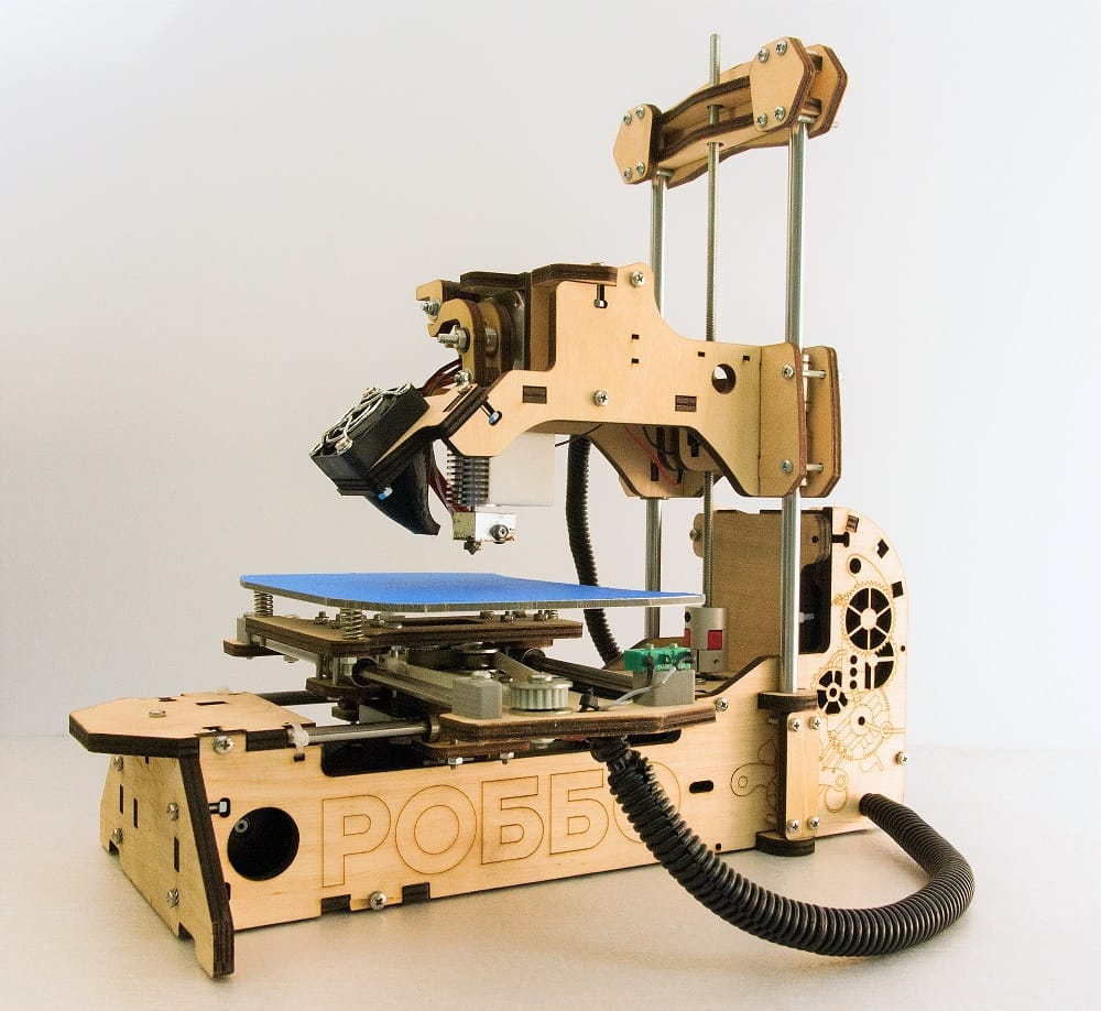 РОББО 3D-принтера Mini 1