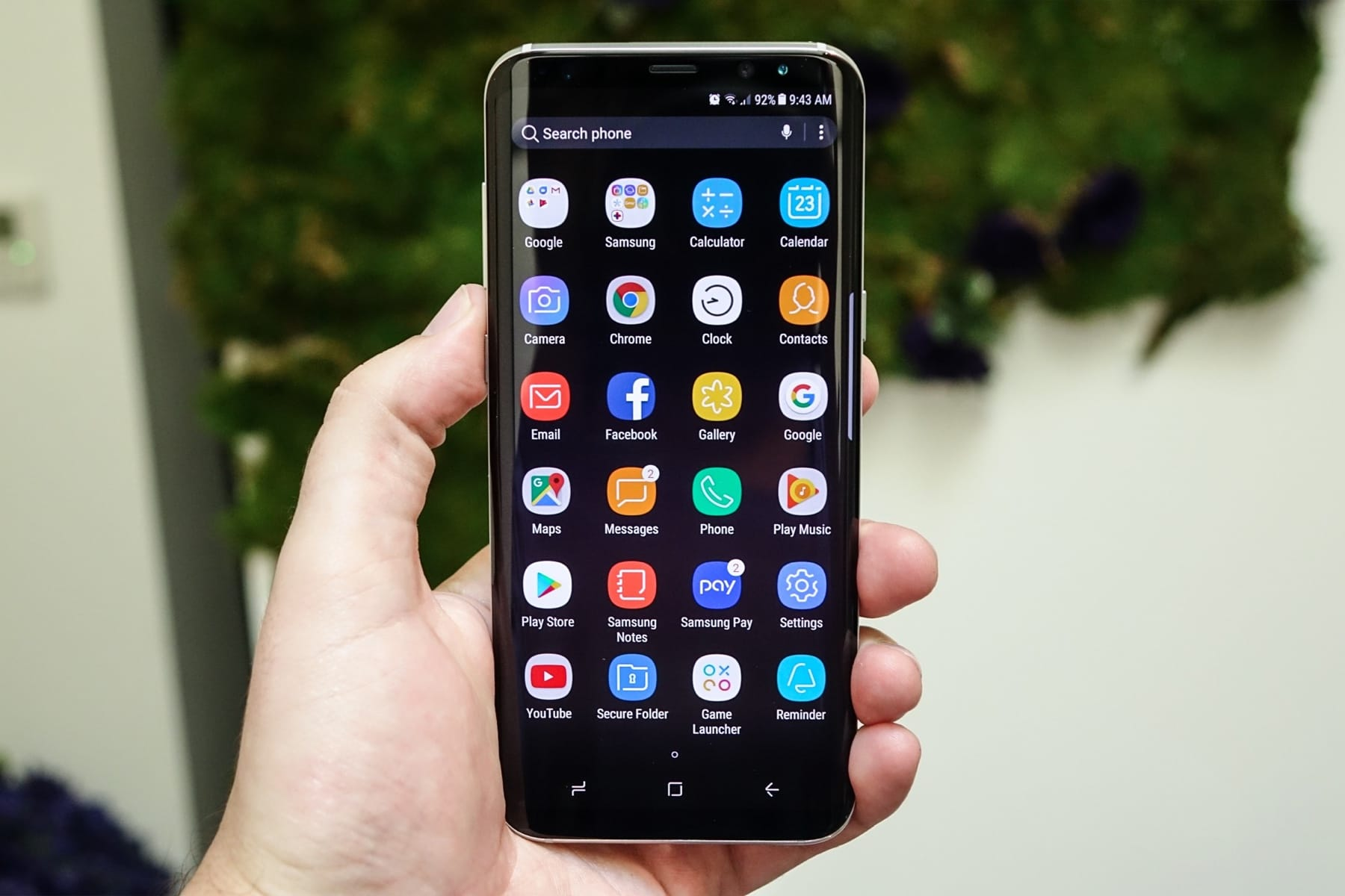 Samsung Galaxy S8 Galaxy S8+ Photo review 14