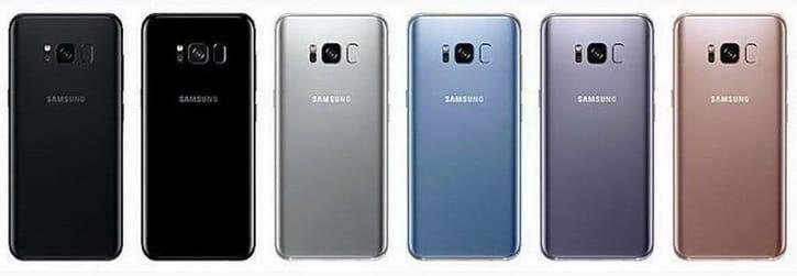 Samsung Galaxy S8 Image 3