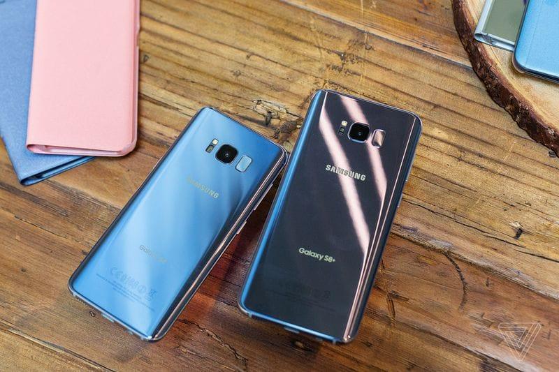 Samsung Galaxy S8 Russia 1