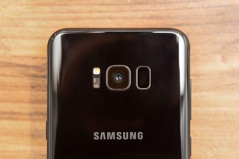 Samsung Galaxy S8 Russia 2