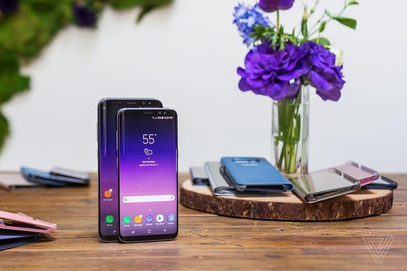 Samsung Galaxy S8 Russia 4