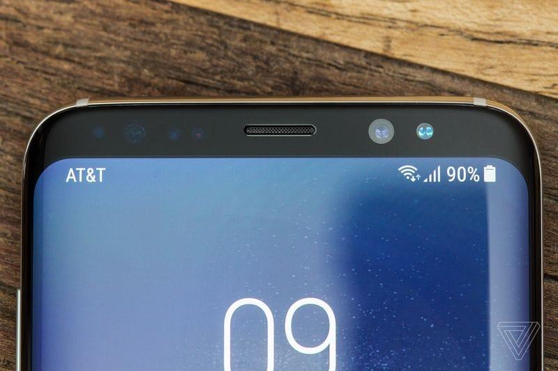 Samsung Galaxy S8 Russia 5