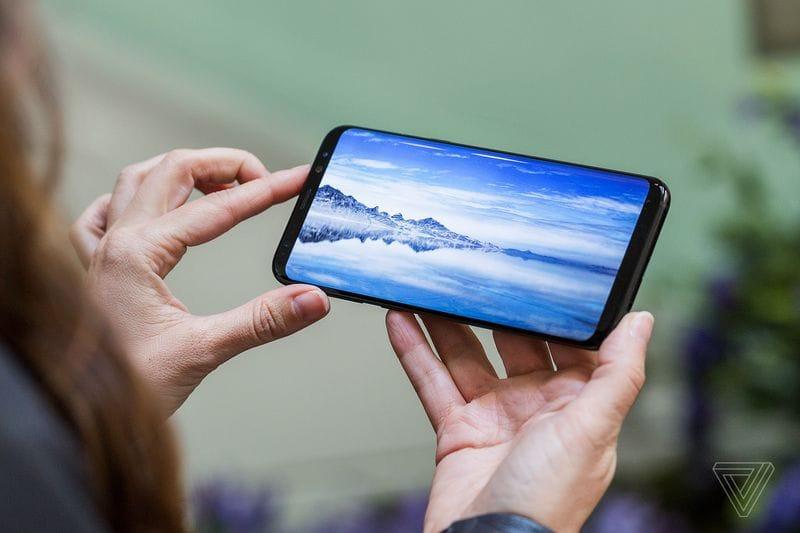 Samsung Galaxy S8 Russia 7
