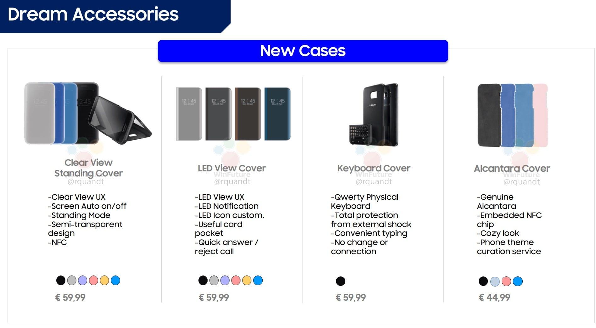 Samsung Galaxy S8 аксессуары 10