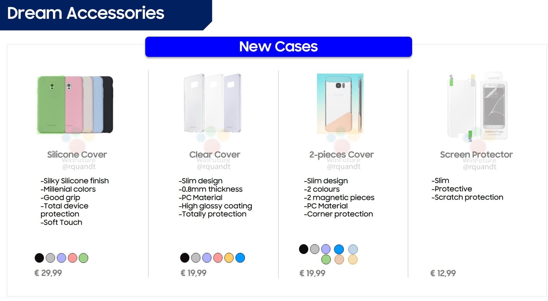 Samsung Galaxy S8 аксессуары 8
